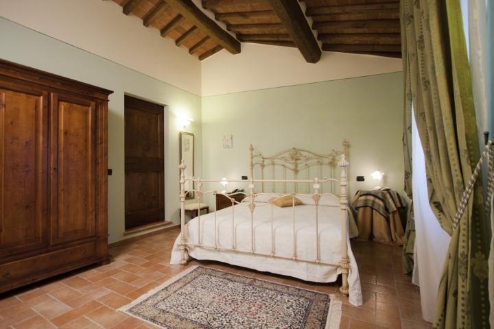 Bed Breakfast A Cortona Camere In Toscana Con Vista Su Cortona E Sulle Colline Toscane